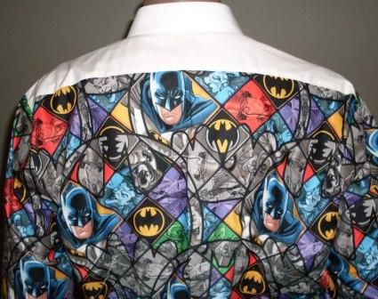 great discount variety design classic shoes Batman themed tuxedo party shirt by Tacky Tux. Prices start ...