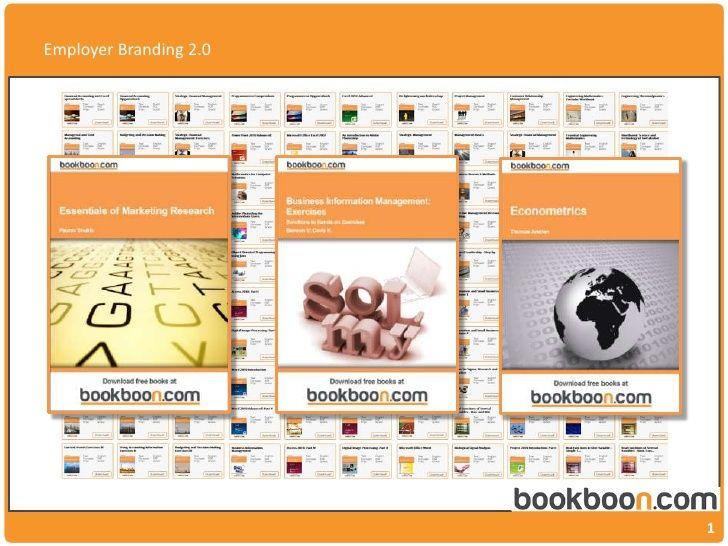 bookboonNL gratis ebooks MediaKit via Slideshare