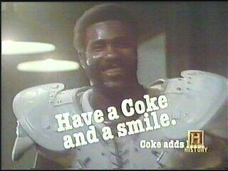 Mean Joe Greene Coke Ad Script 2 Versions Joe Greene Coke Ad Pittsburgh Steelers Football