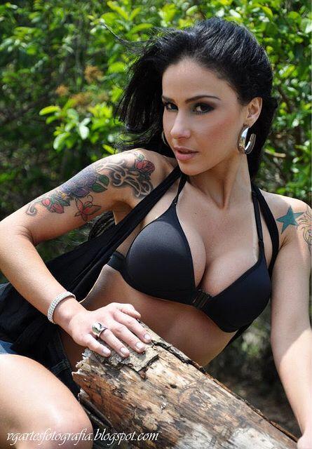 Monica Mattos nude 657