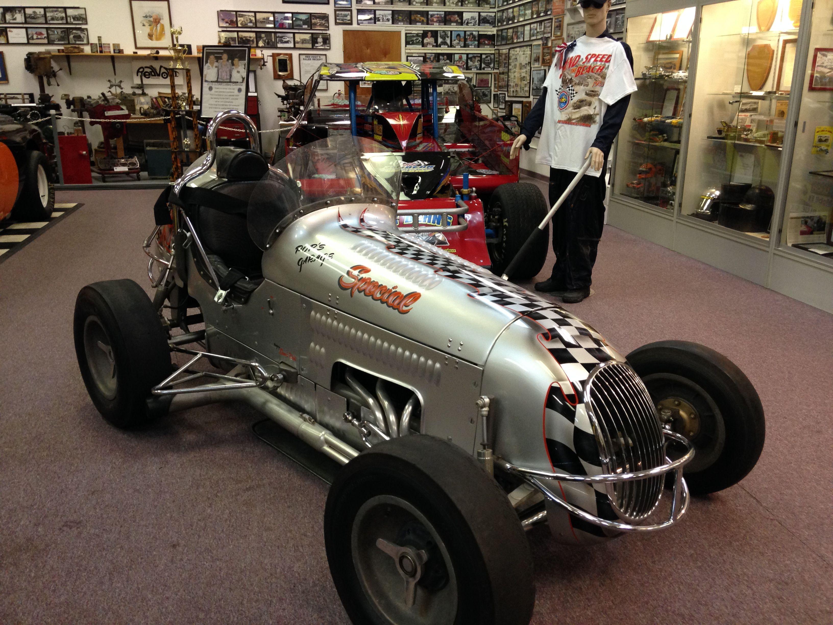Daytona Beach 4 Auto Racing Museum