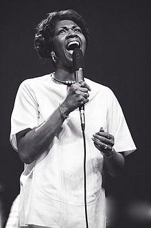 Cissy Houston Wikipedia The Free Encyclopedia Cissy Houston Gospel Singer Jazz Artists
