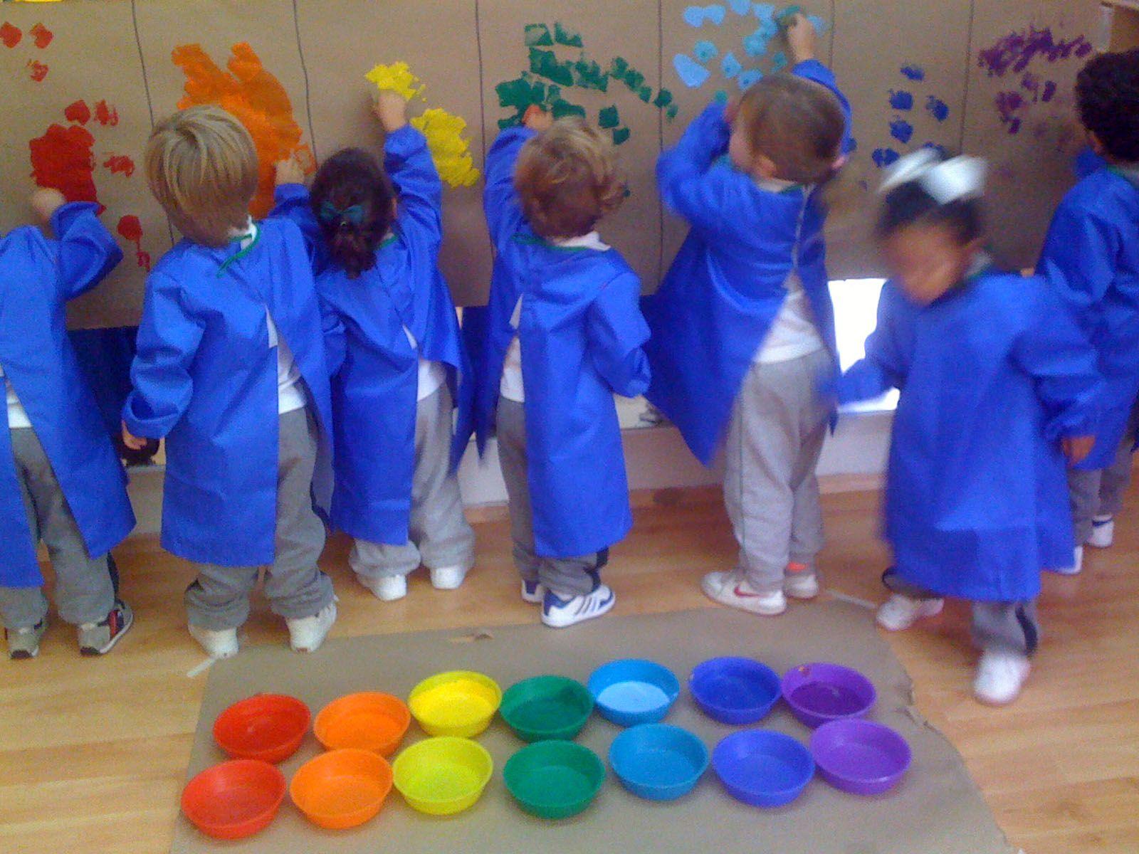 Una actividad para que los ni os conozcan y aprendan los for Actividades divertidas para el salon de clases