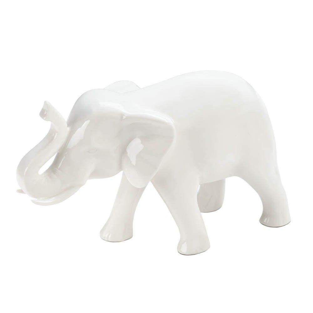 Small white ceramic elephant white ceramics and products small white ceramic elephant biocorpaavc