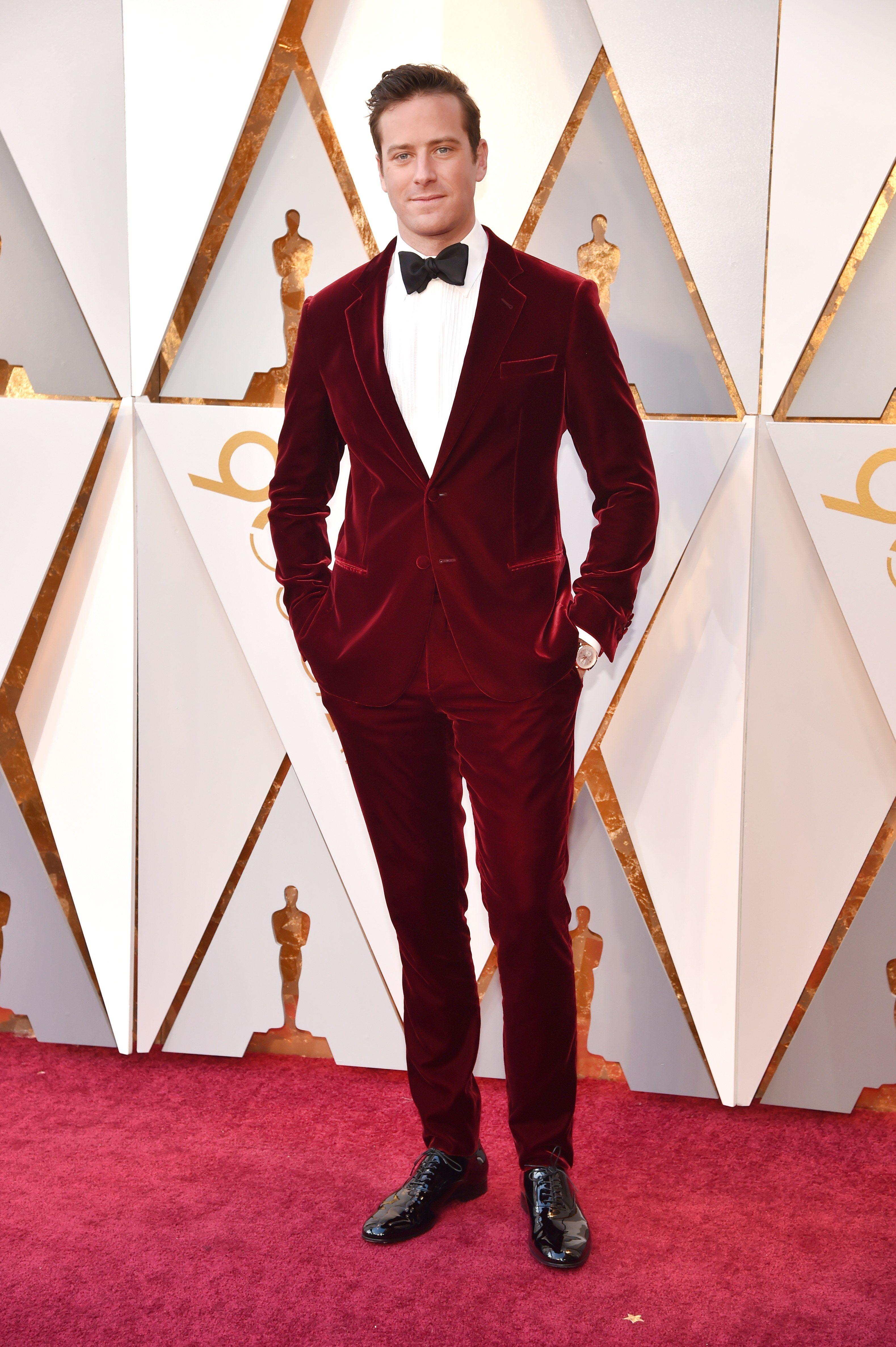 Jacket bomber stunning on the red carpet
