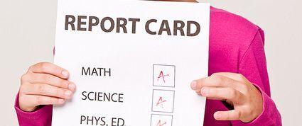 Homeschool Report Card  Kids Education  Gradeschool Kids