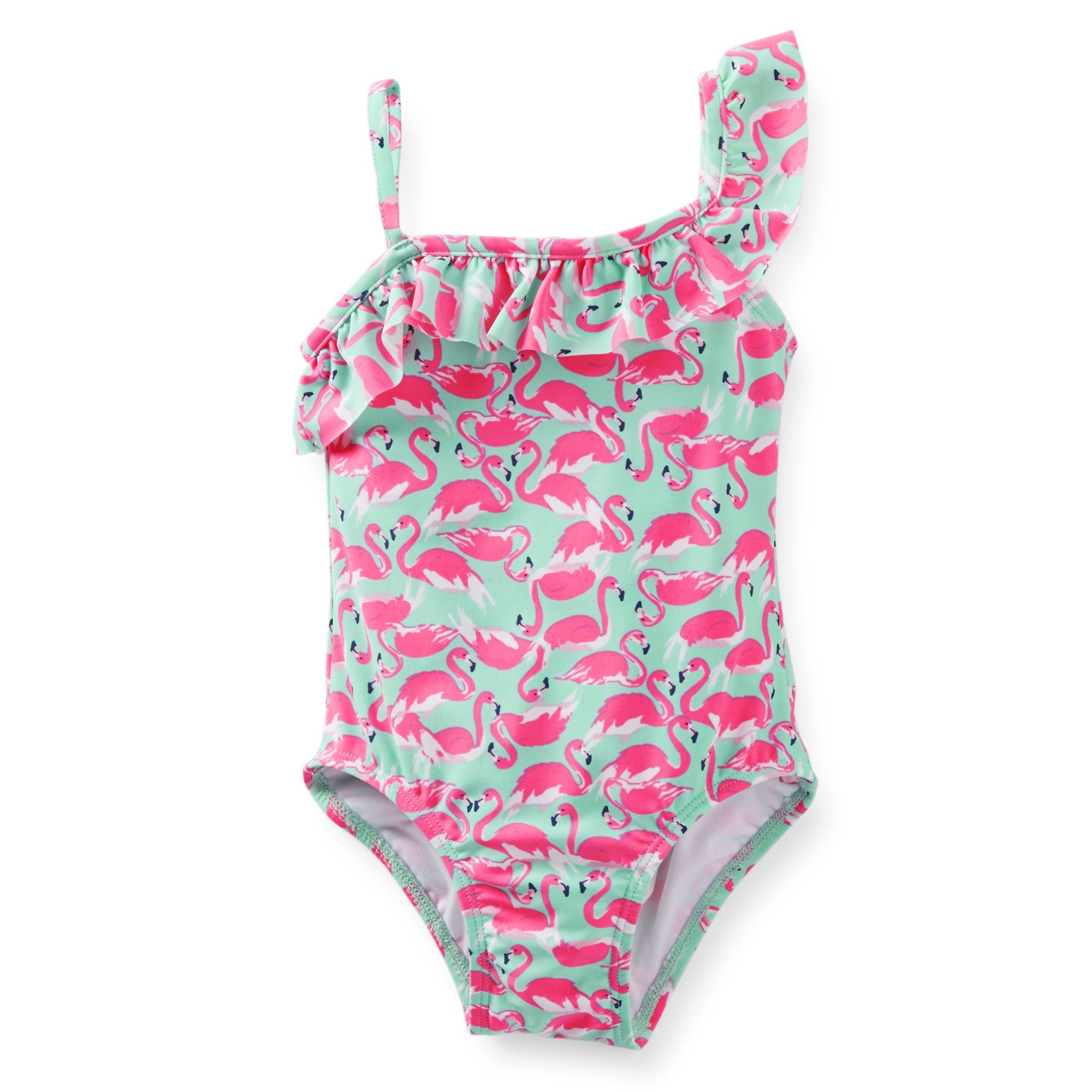 Amazon.com: Carter's Baby-girls One Piece Swimsuit: Infant And ...