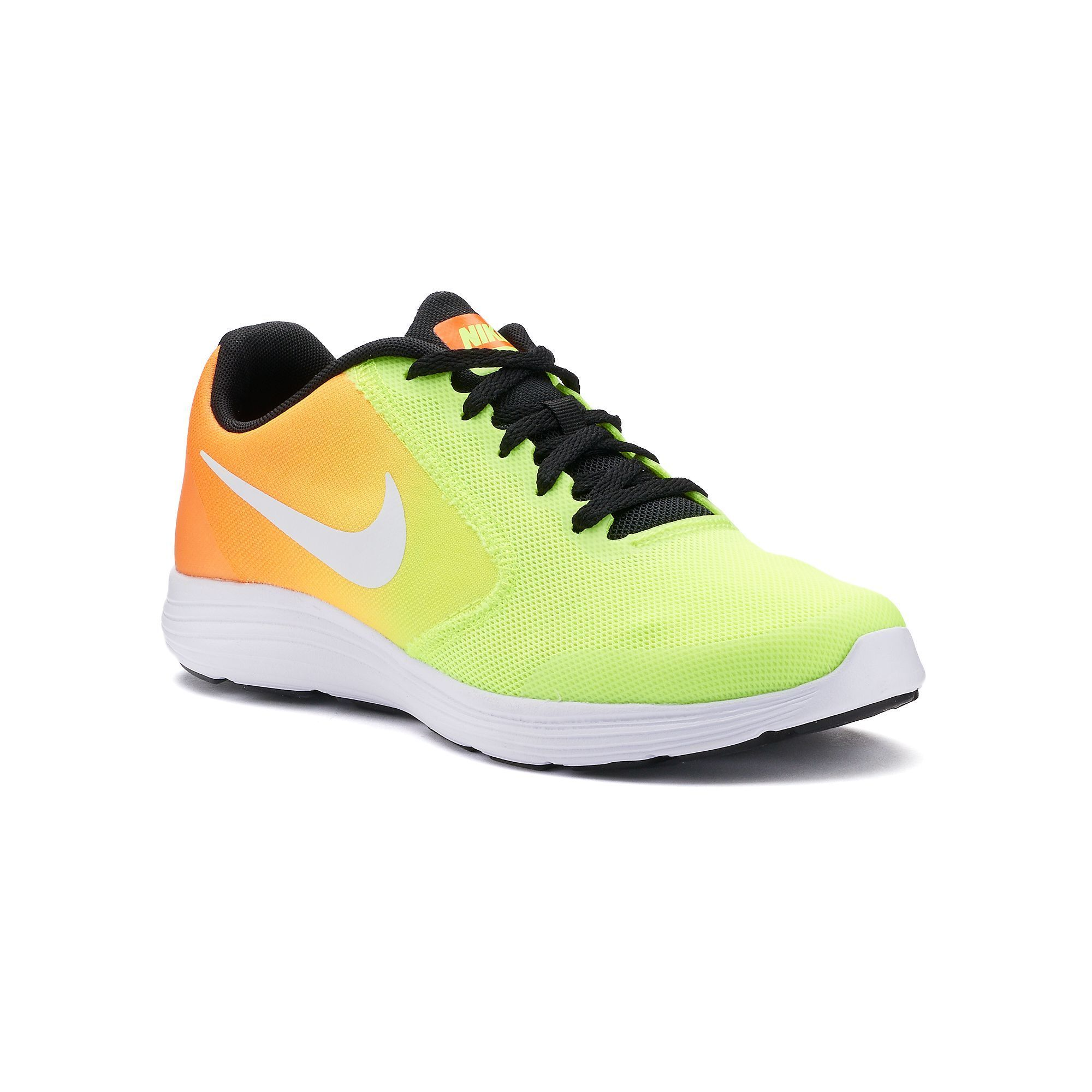 8f91f08ffbdf Nike Revolution 3 Grade-School Boys  Running Shoes