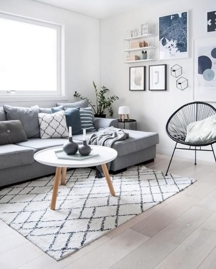 45 Fascinating Nordic Living Room Decor Ideas Scandinavian Design Living Room Living Room Scandinavian Interior Design Living Room