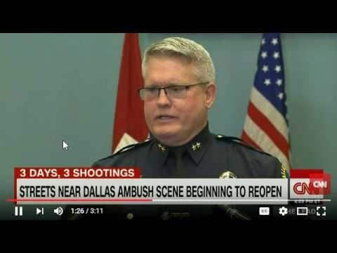 Dallas Shooting PSYOP - More BS Propaganda - 100% Bullshit fairy tale as usual! !!!