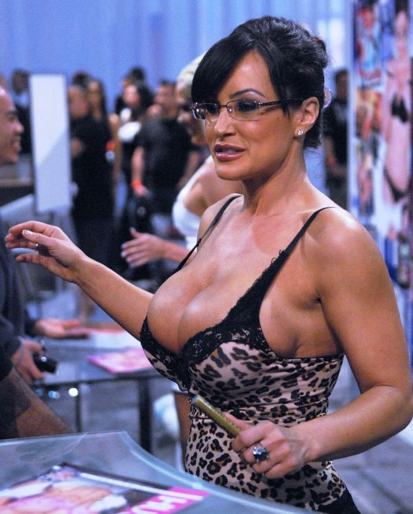 Lisa ann when she was young
