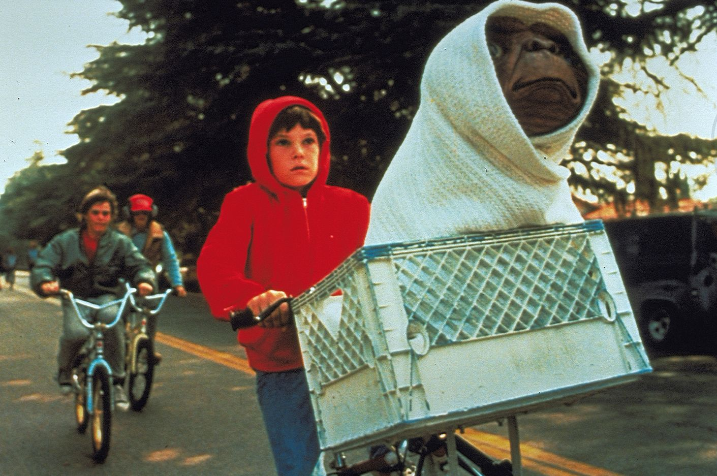 E.T.: The Extra-Terrestrial (1982) #ET Click for 70+ Sound Bites.
