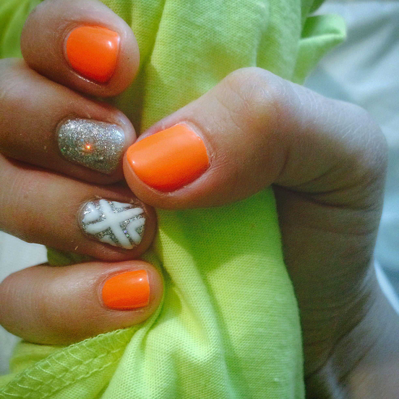 Naranja, brillos y cruz blanca. Eye Design San Luis Potosí   Eye ...