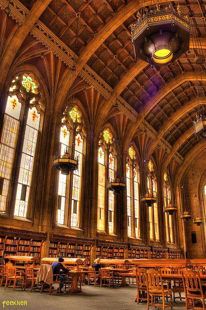 Suzzallo Library Hdr University Of Washington Beautiful Library Library University University Of Washington