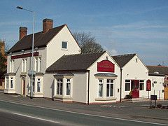The Talbot Hotel Main Road Brereton My Husband Used His