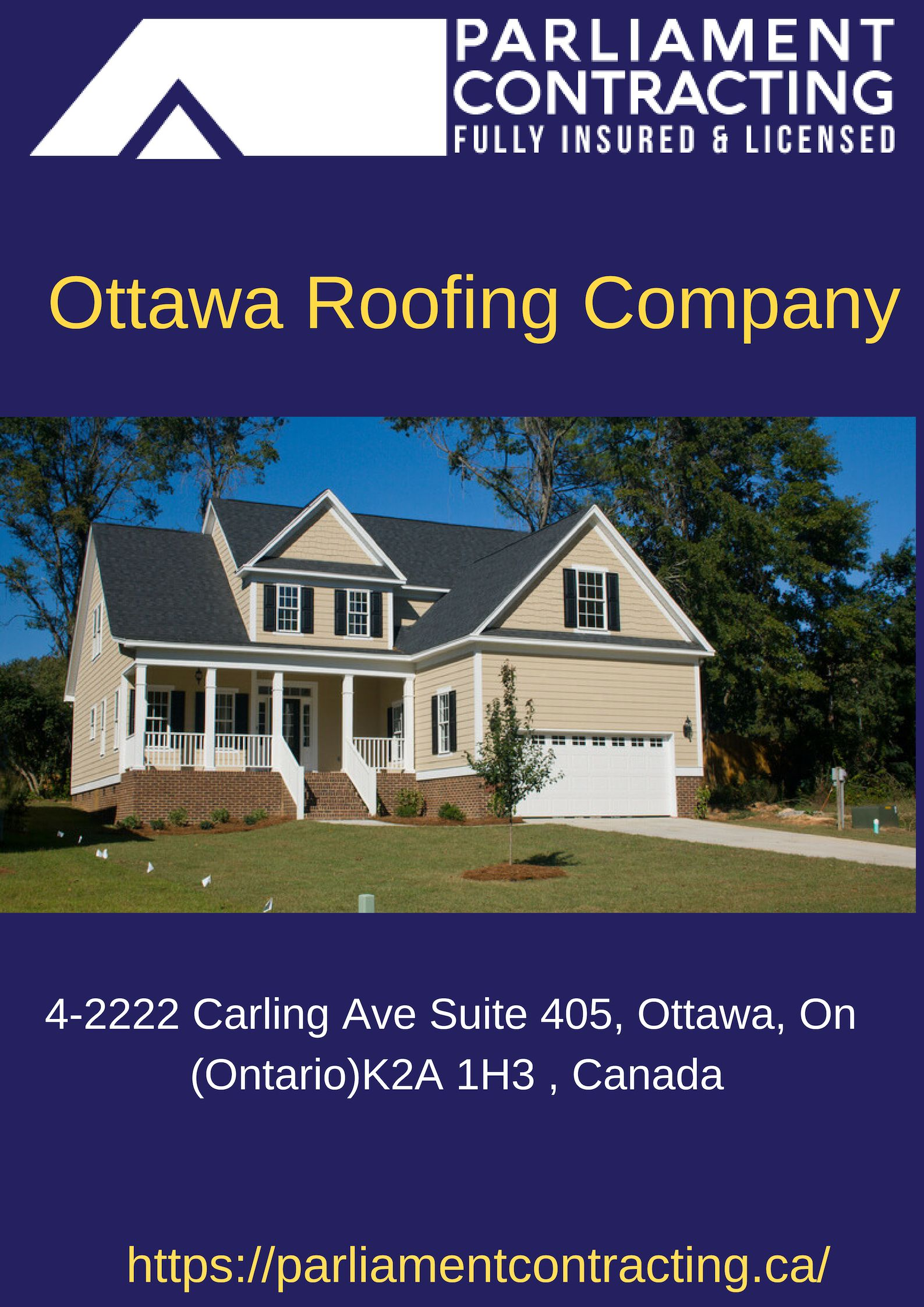 Roofing Ottawa Roofing Types Of Roofing Materials Contract
