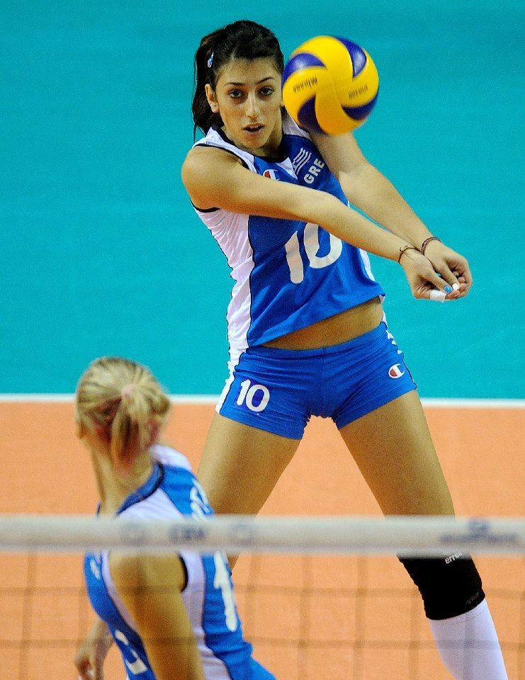 Volleyball Girls  Sexy Volleyball Girls-6476
