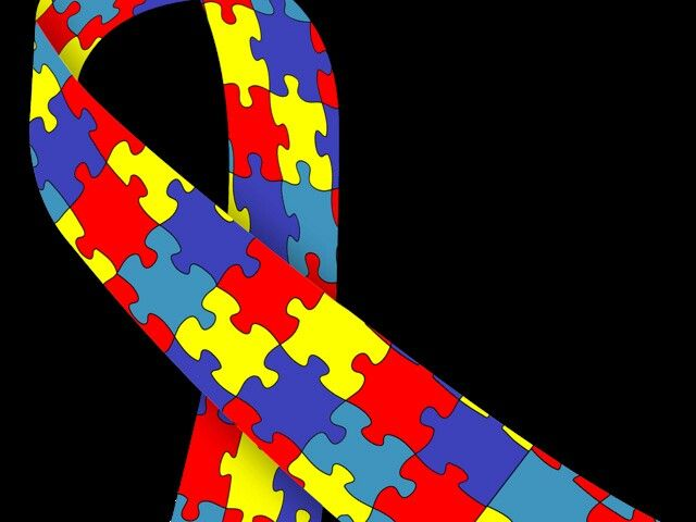 Autism Ribbon Wallpaper For Your Phone Perfect For Autism Awareness Month Autism Awareness Month Autism Ribbon Autism Awareness