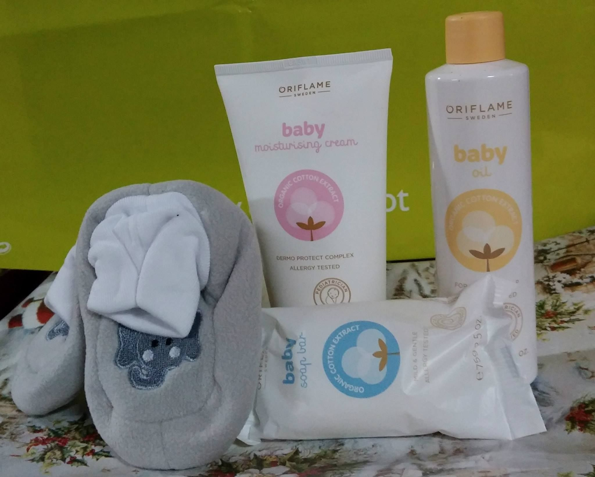 Baby Oriflame..