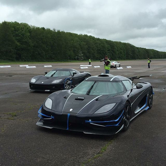 The @thebhpproject One:1 Just Hit 240MPH And Is Officially