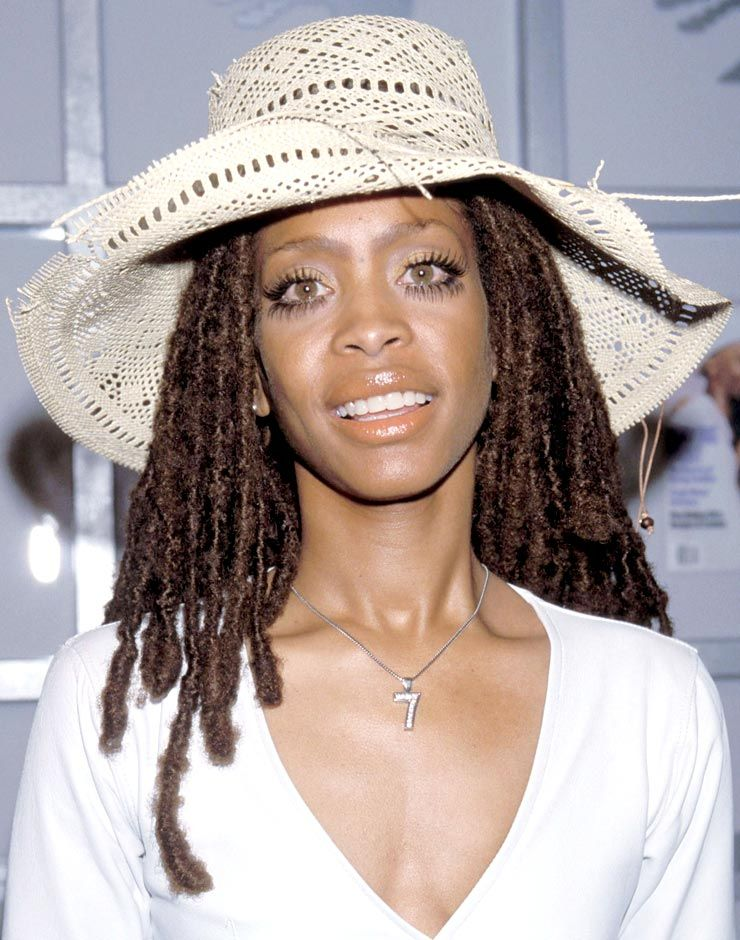 Brilliant 1000 Images About Erykah Badu Hair On Pinterest Short Hairstyles For Black Women Fulllsitofus