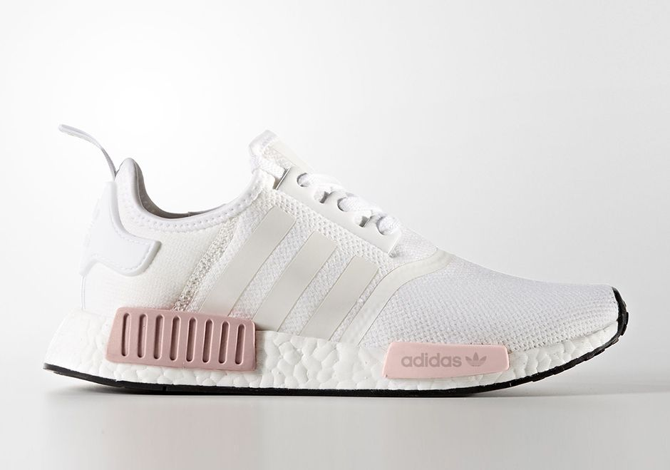 204b2c947 The adidas NMD White Rose (Style Code  BY9952) will release on June 10th in  a women