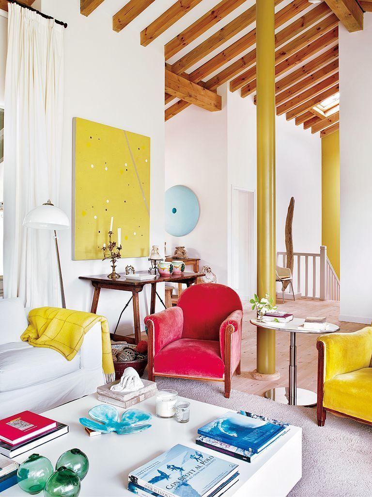 Una Casa De Campo Con Estilo R Stico Nuevo Estilo Casas De  # Muebles Nuevo Estilo