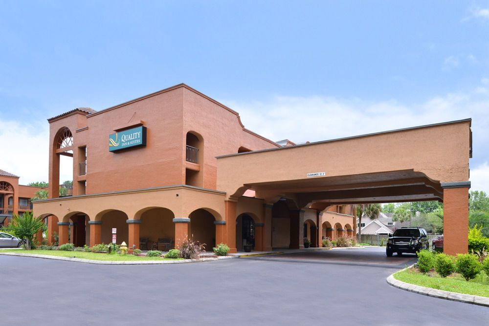 Quality Inn Suites Jacksonville Fl Is Conveniently Located Off Interstate 95 Stay At Flhotels