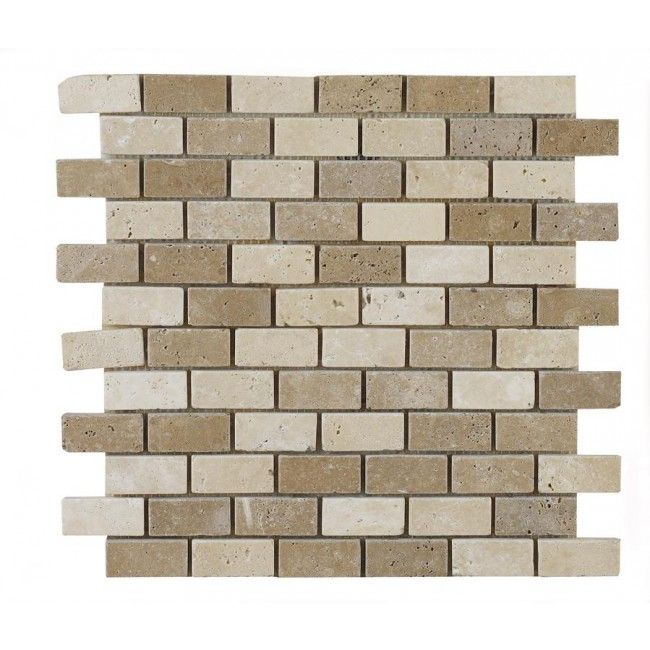 brick mosaic tiles uk google search bathroom pinterest