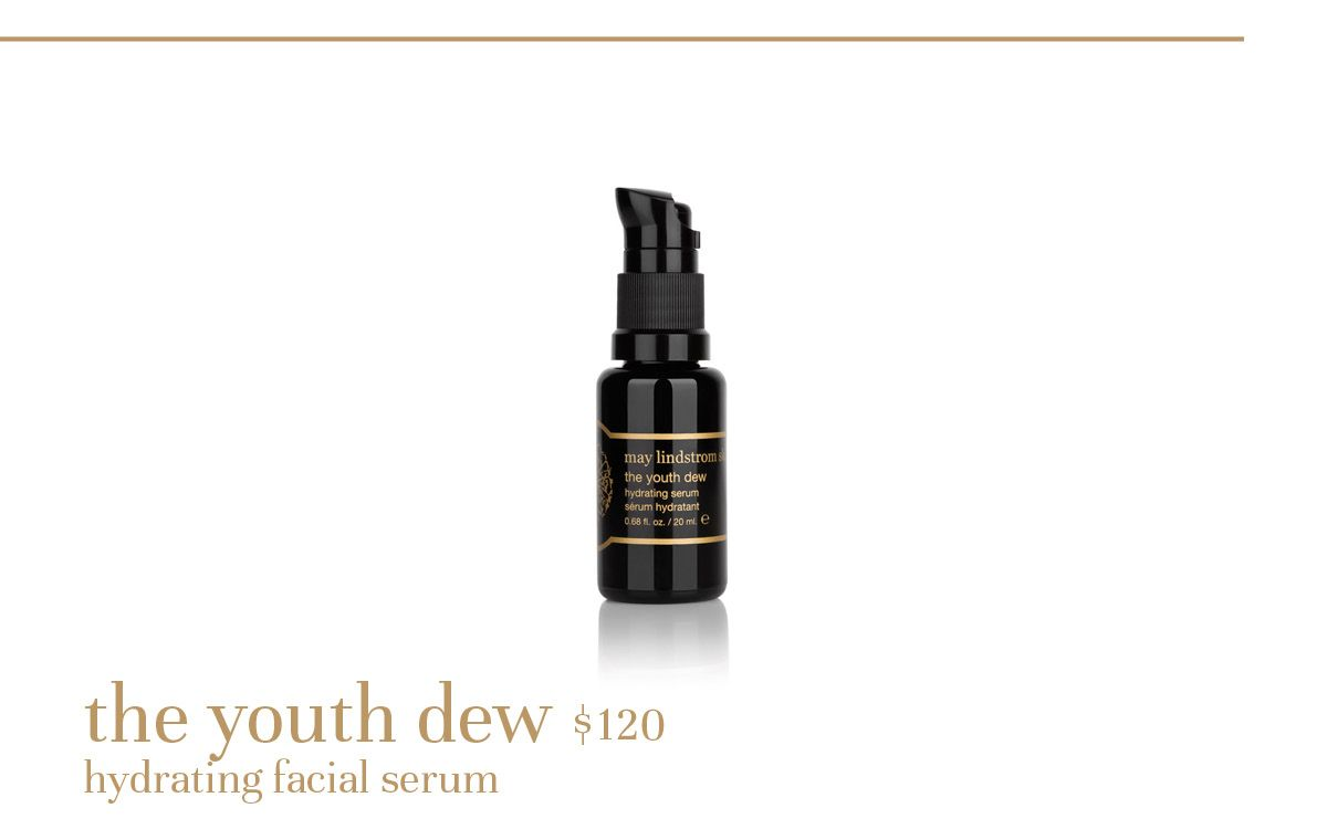 may lindstrom skin - the youth dew