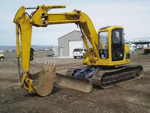 Buy Manual For Komatsu Pc128uu 1 Jpn Crawler Excavator Service Repair Shop Download Heavy Equipment Manual Excavator Komatsu Hydraulic Excavator