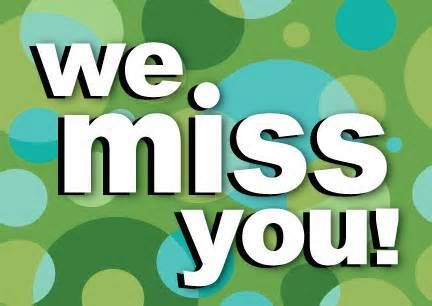 we will miss you - | Miss you, Miss