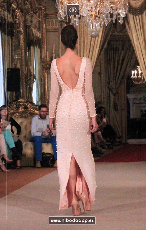Desfile de Santos Costura en Atelier Couture 2015. Alta Costura ...