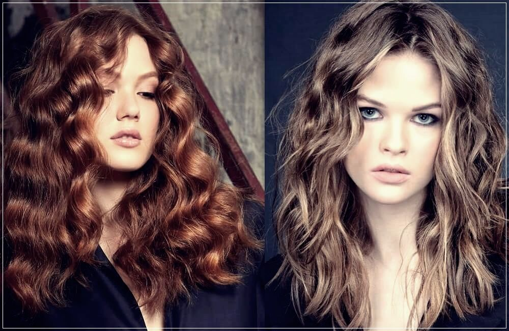 Photo of Curly and Wavy Hair 2019 2020: 9 Cut colors for a talking headShort and Curly Haircuts