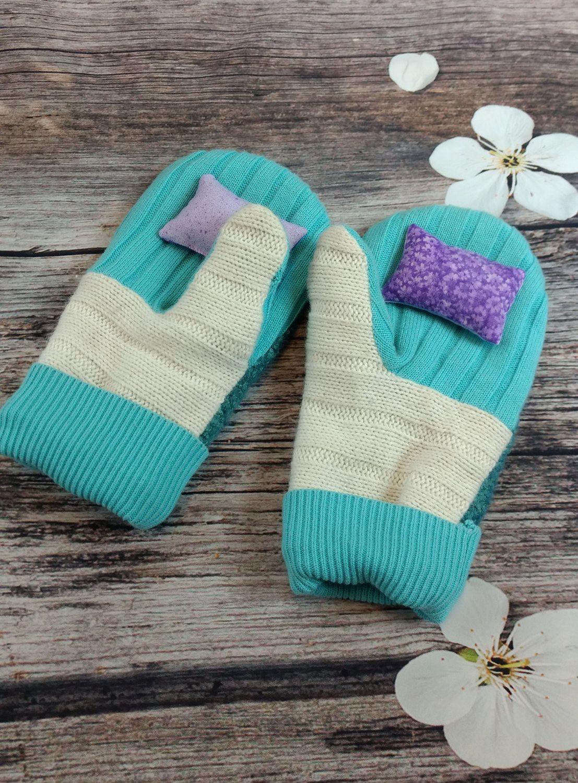 glove warmers microwavable heating pad