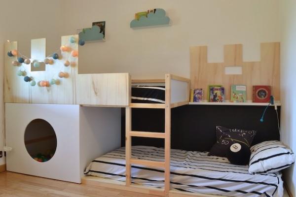 5 d tournements de meubles ikea pour chambre d 39 enfant archer 39 s abode ikea bunk bed ikea - Meuble pour chambre d enfant ...