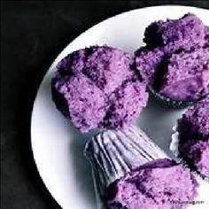 Resep Bolu Kukus Mekar Ubi Ungu Asian Desserts Bakery Cakes Food