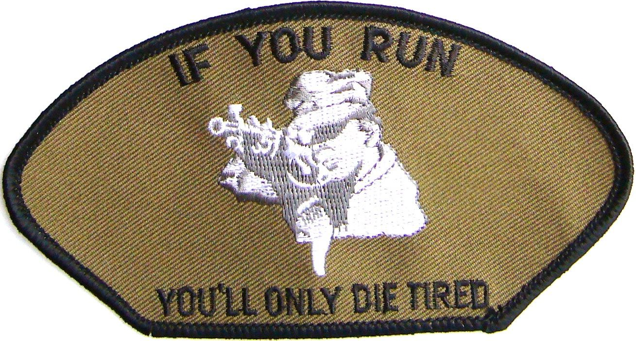 Sniper morale patch (unknown maker) Hat Patches 7bb2469ae1e