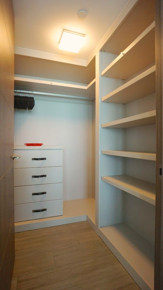 Ideas Of Functional And Practical Walk In Closet For Home: Print Of Ideas Of Functional And Practical Walk In Closet For Home