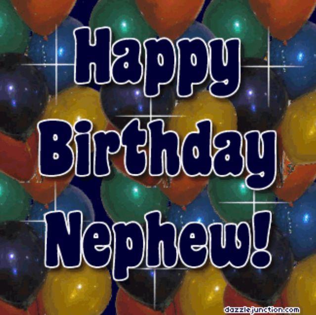 Birthday Nephew