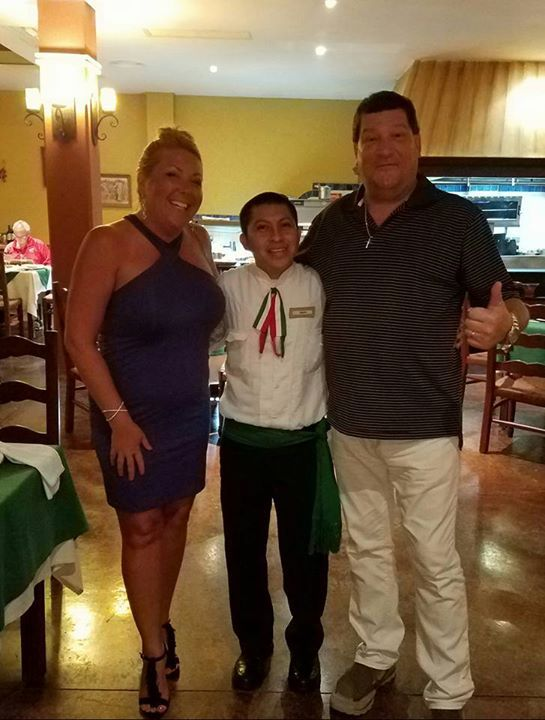 "Christine Reaver Dunham ""Thank you Valentin Imperial Maya and your wonderful employees for another excellent stay, our 9th! Special thanks to Mario at La Hacienda and Gilberto Rojas"""