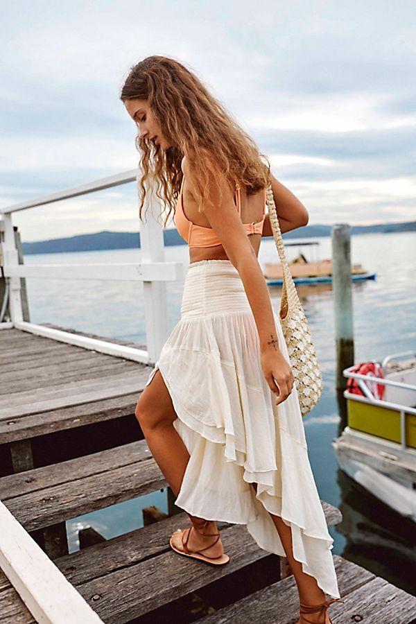 Going Coastal Convertible Skirt | Free People