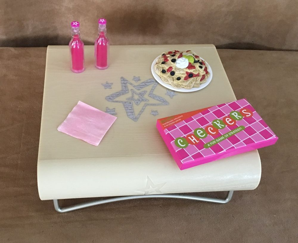 American Girl Game Table And Lots Of Fun Games By Brand, Company, Character