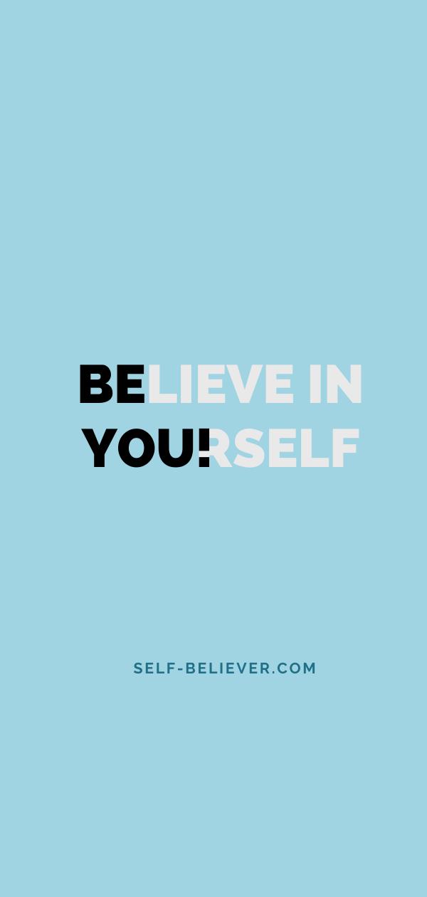 Believe In Yourself Images : believe, yourself, images, Always, Believe, Yourself, Wallpaper, Quotes,, Belief, Esteem, Quotes