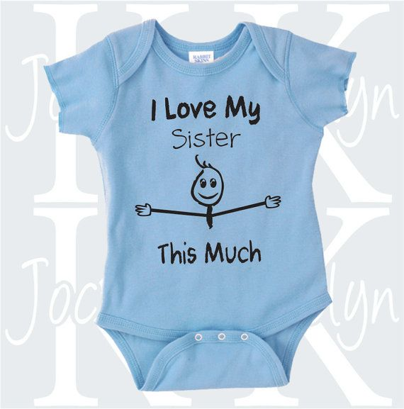 Promini Funny My Big Brother//Sister is a Chihuahua Baby Body Onisies