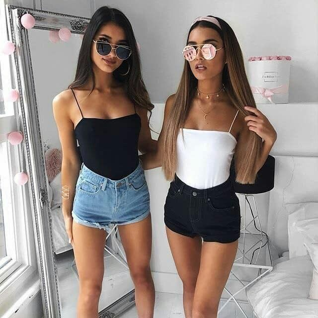 Pin Von Nicoly Ferraz Auf Best Friend Pics Beliebte Outfits Outfit Outfit Ideen
