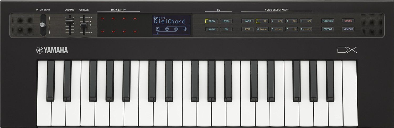 Yamaha Reface Dx 37 Key Mobile Mini Keyboard Piano