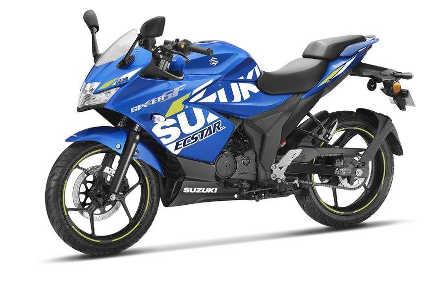 Suzuki Brings Gixxer Sf Motogp Edition To The Market Motogp