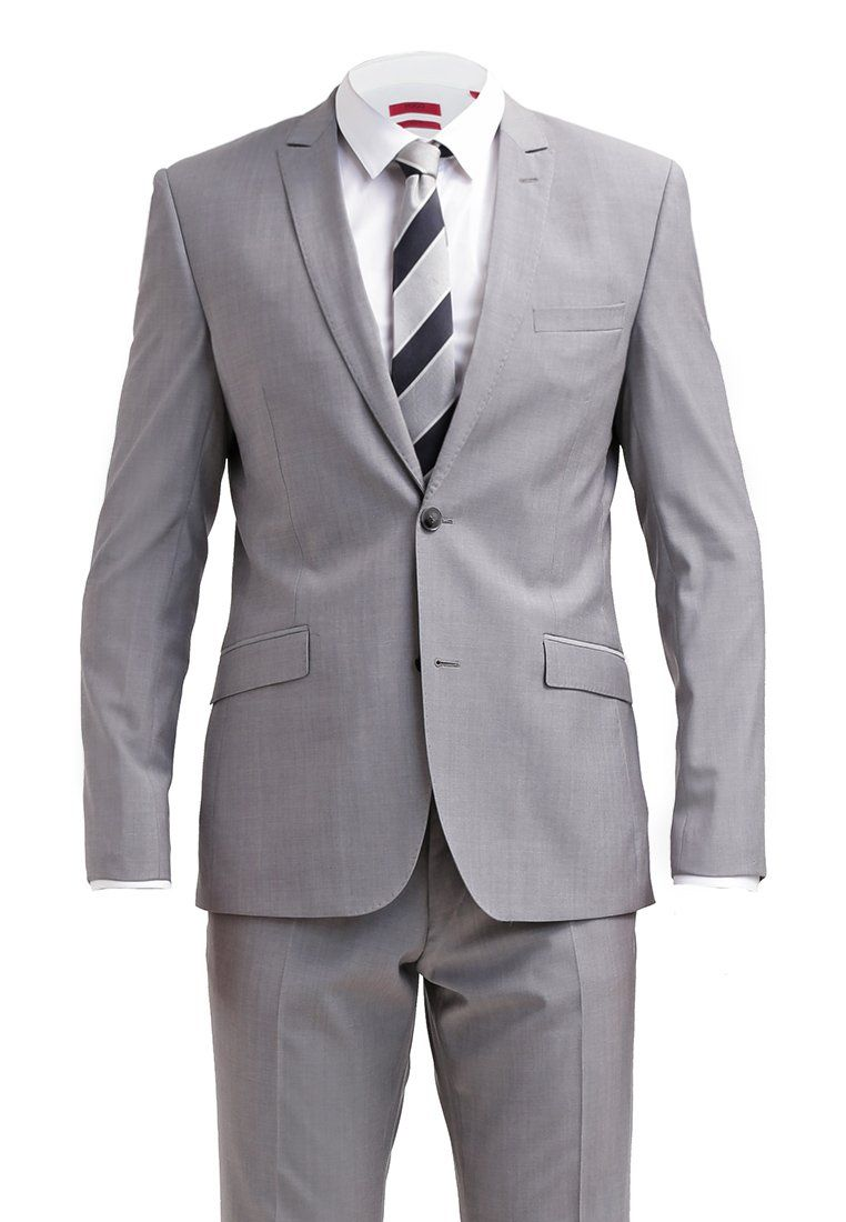 Esprit Collection Costume - marble grey - ZALANDO.FR