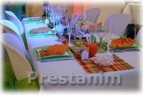 Boutique de décorations mariage anniversaire baptême  prestanim déco pour  des achats de décos uniques et de qualité Prestanim déco est une .